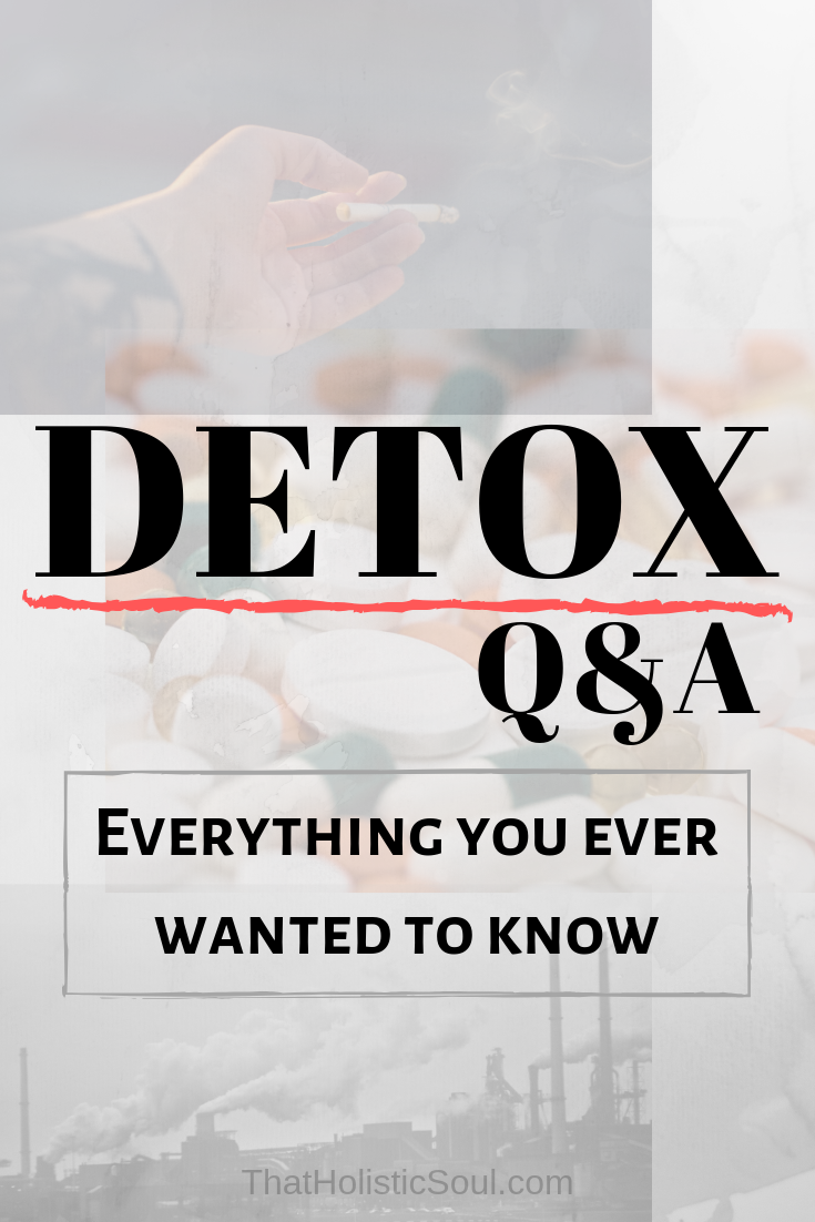 Why You Need To Detox Could Toxicity Be Why You Re Sick Detox Failure To Thrive Chronic Stress