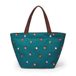 #Fossil Key-per Shopper Peacock Blue #handbag