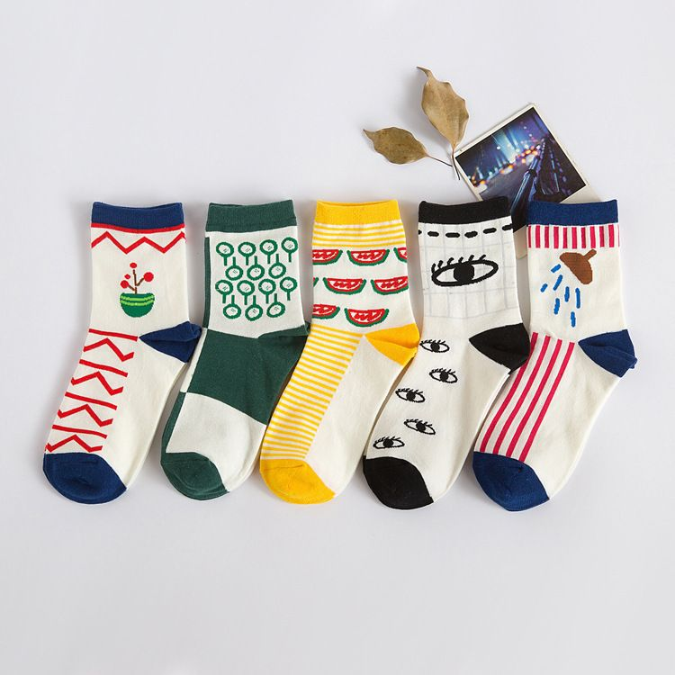 CATIMINI Aquatic ankle socks pack of 2