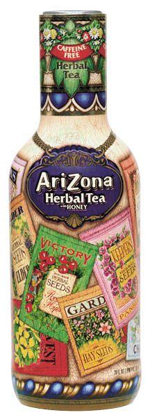Herbal Tea with Honey | Herbalism, Herbal tea, Arizona ...