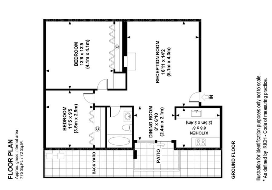 Floor Plan Design | Home Decor And Design Ideas | Pinterest
