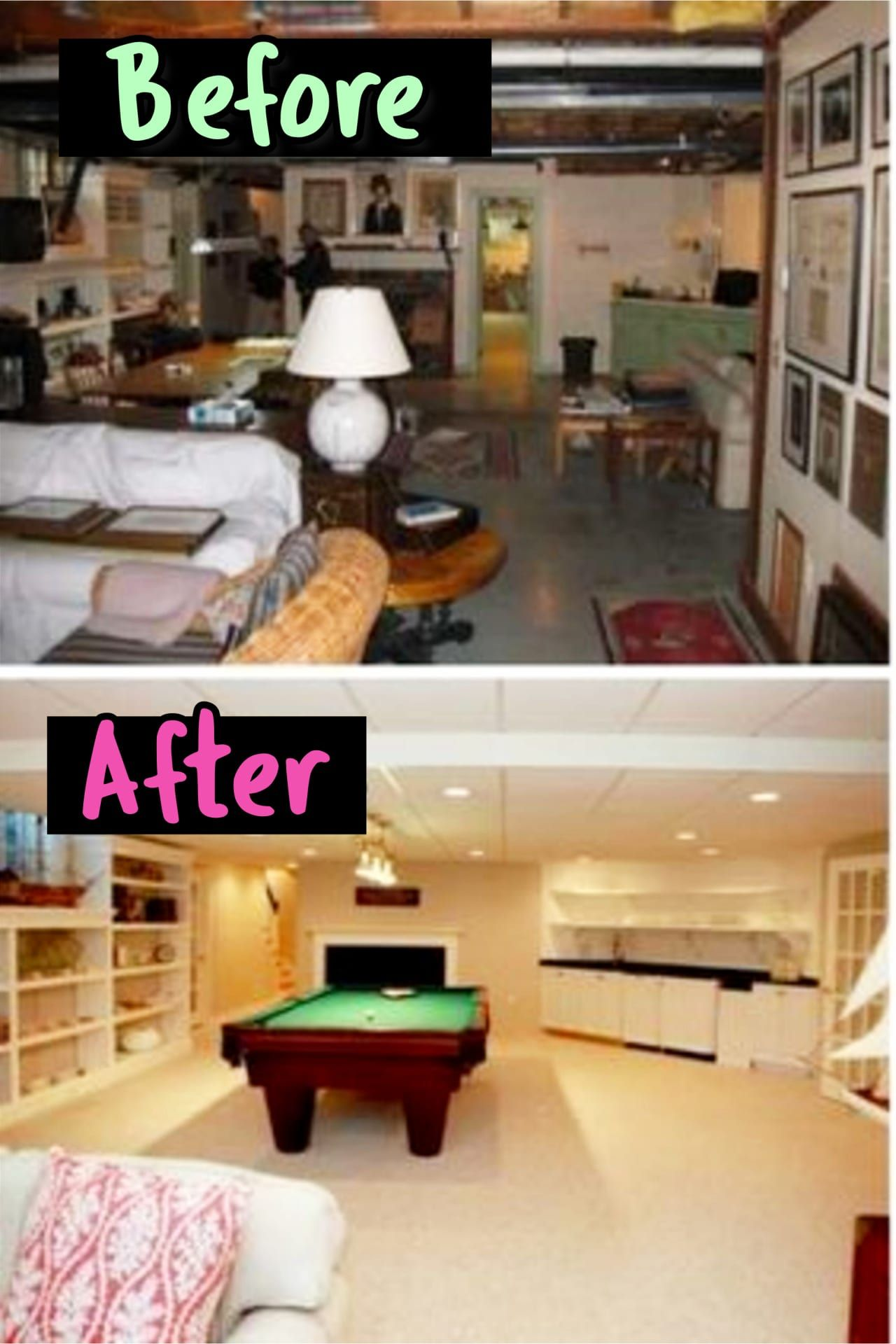 Basement Ideas Gorgeous Diy Finished Basement Decor Ideas On A