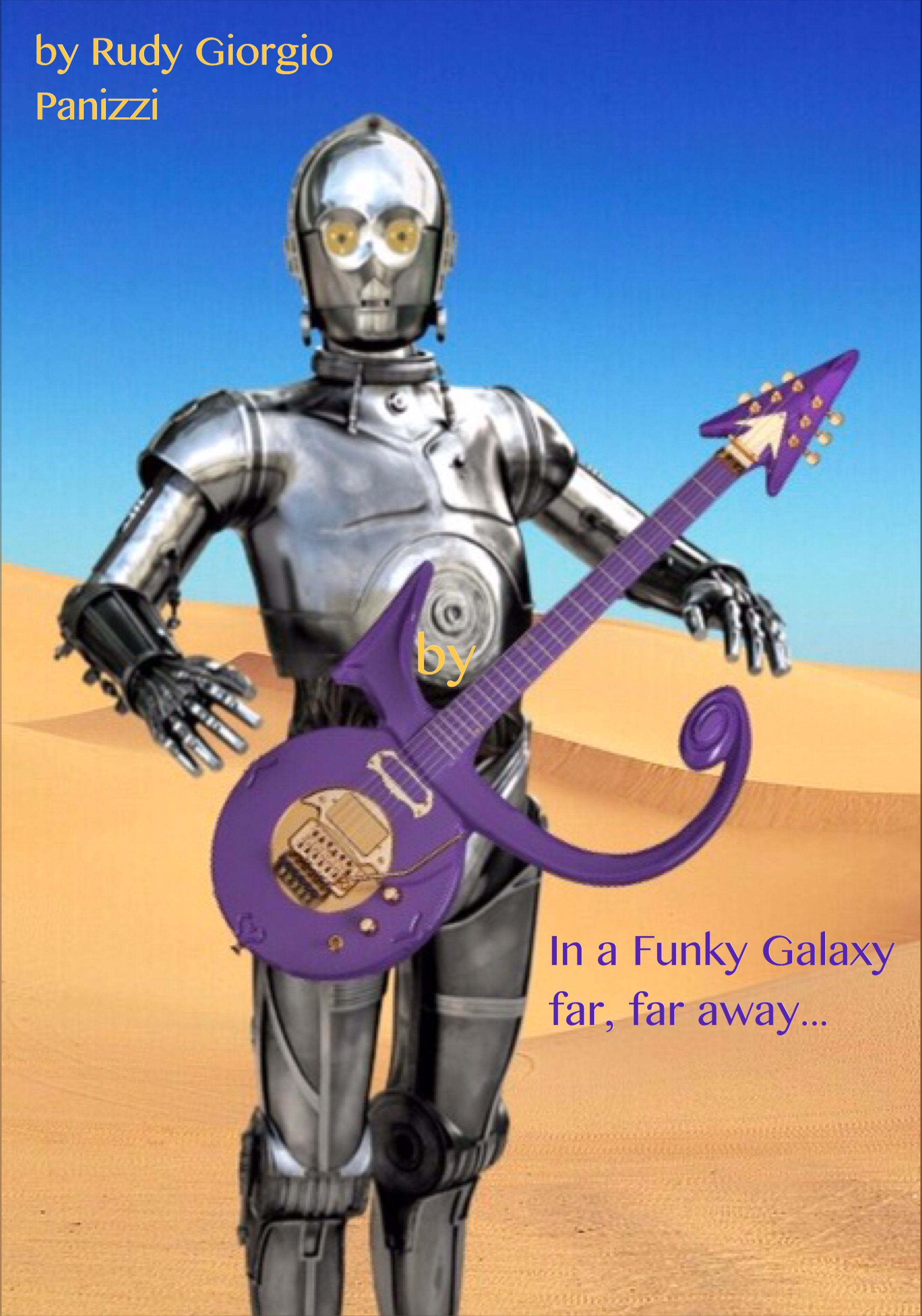 Prince symbol guitar with c 3po prince habibe guitar prince symbol guitar with c 3po buycottarizona