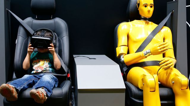 """""""La réalité virtuelle va changer nos vies"""""""