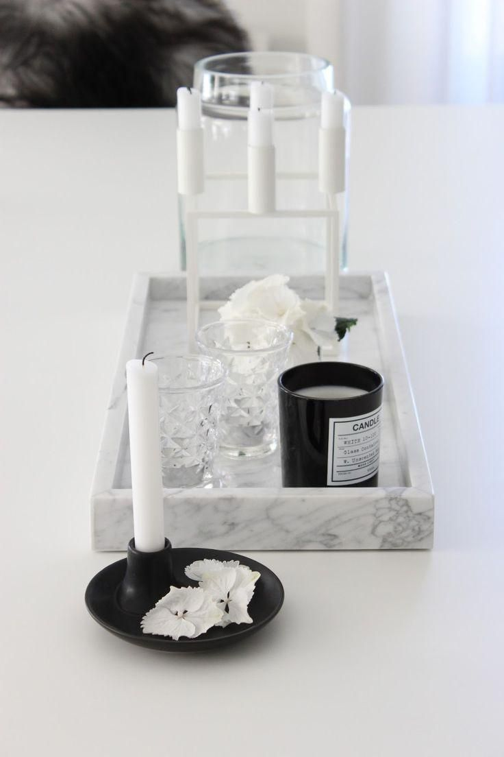 Carrara Marmor in der Dekoration | Marmor, Dekor und Deko ...