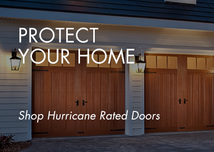 All Of Our Products Are Tested To Ensure They Surpass Hurricane Code Requirements We Want To Make Sure Your Famil Garage Doors For Sale Garage Doors Hurricane