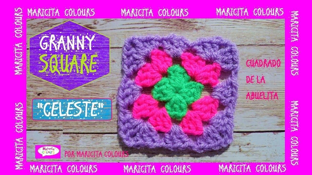 Granny Square Fácil a Crochet \