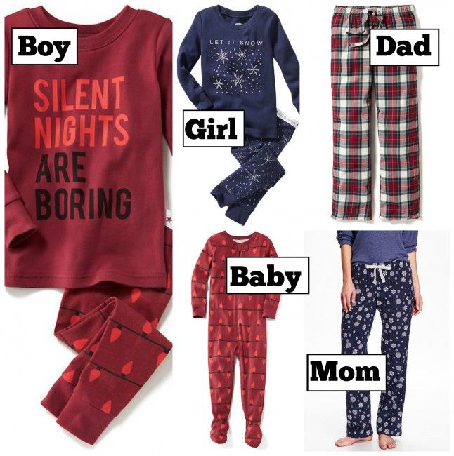 0cbabdf71 8 ridiculously cute family matching pajama sets