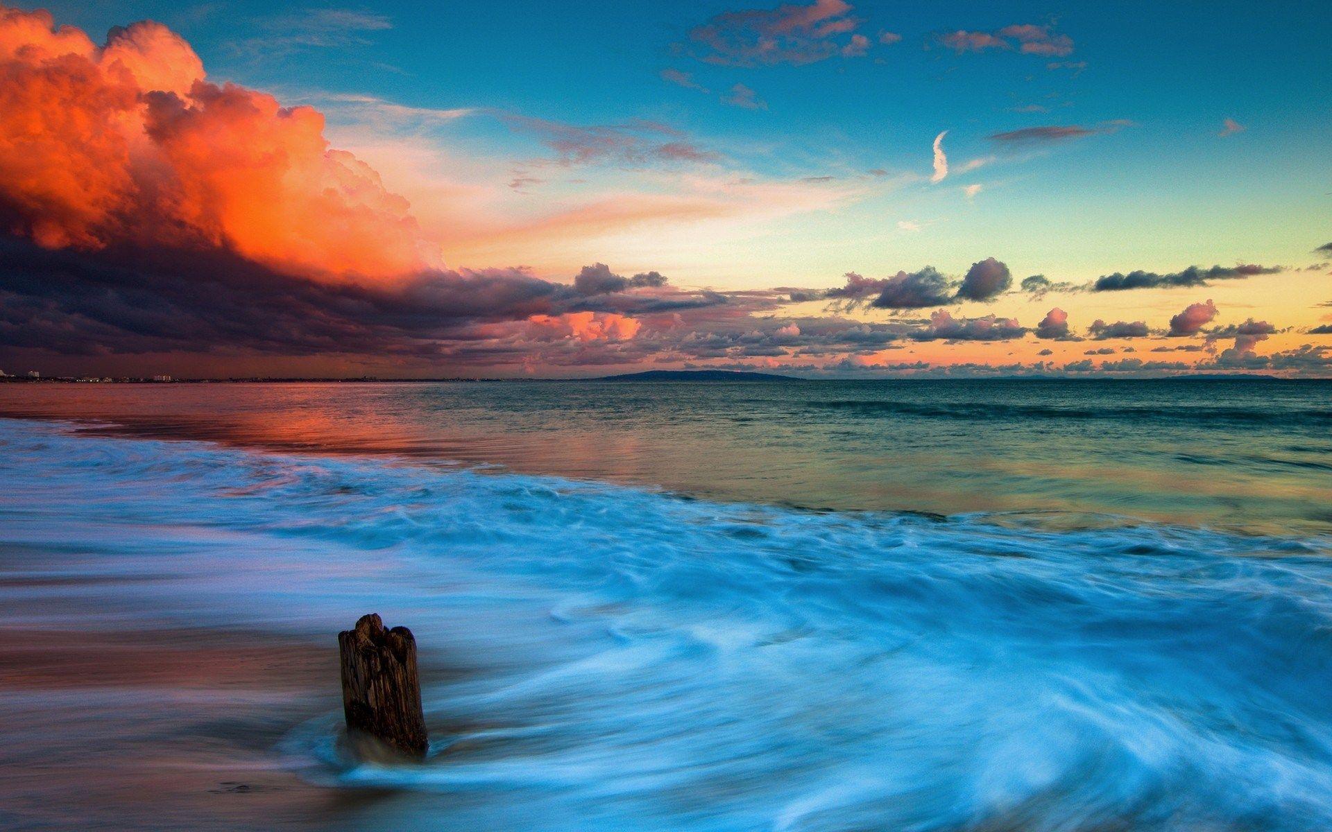 beach malibu california wallpapers hd o oshenka