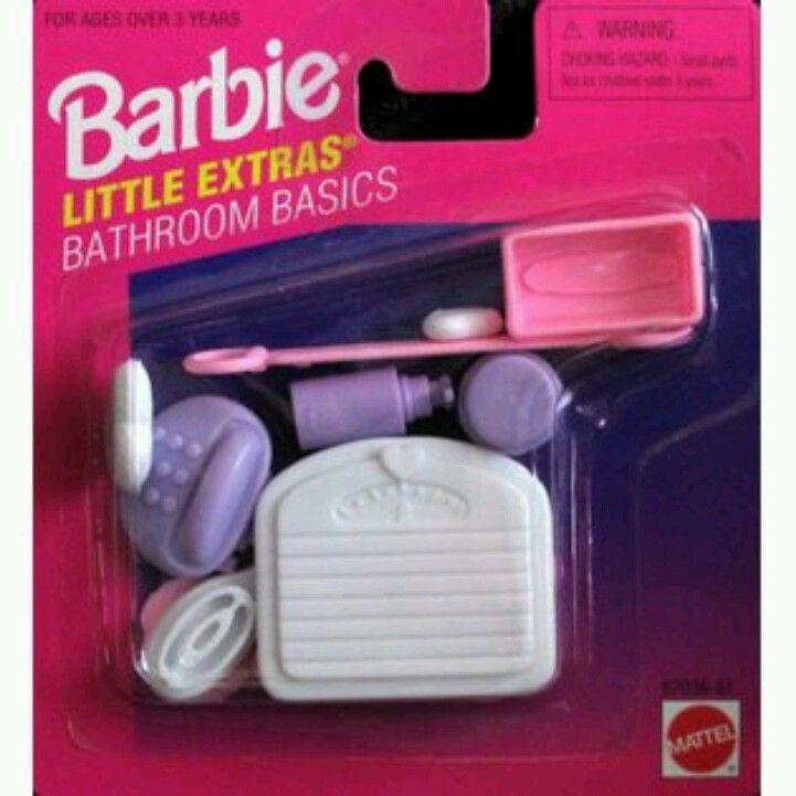 Barbie - Bathroom Basics (Little Extras) #
