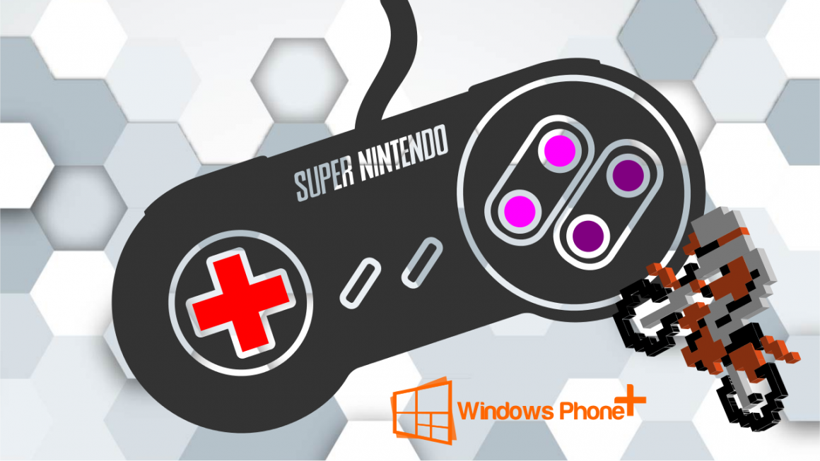Windows Phone Store tem mais de 100 games da Super Nintendo grátis - Windows Phone Mais - http://goo.gl/kzrqIT