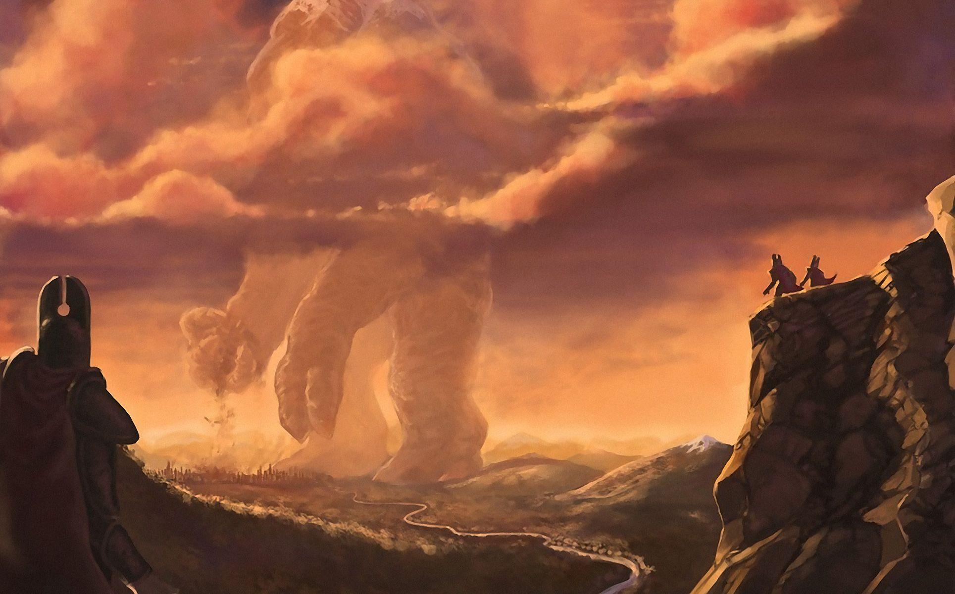 Giant Monster Wallpapers High Resolution In 2019 Monster