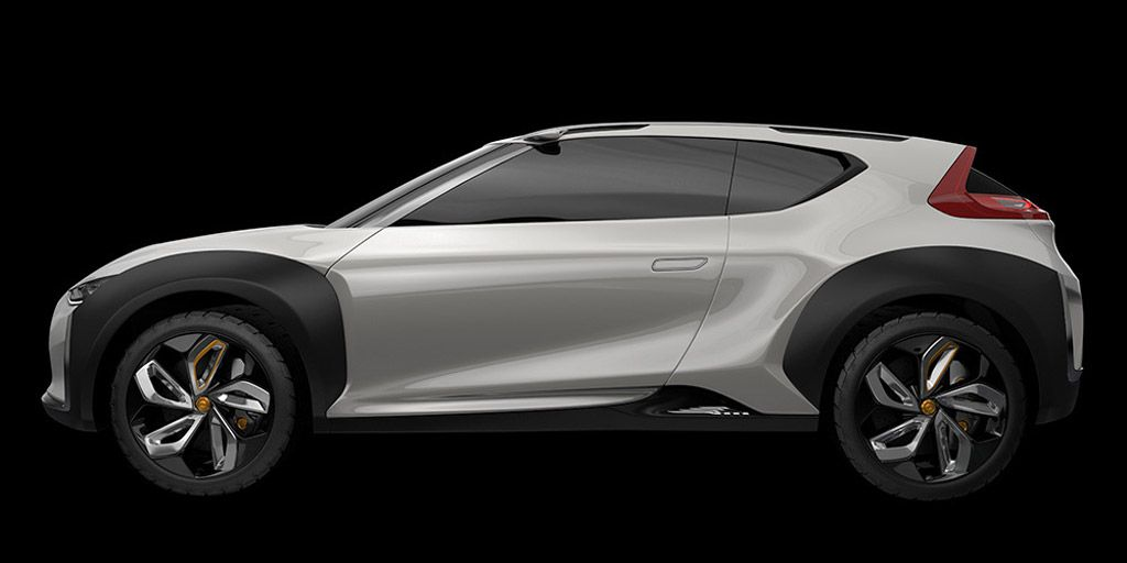 Hyundai Enduro Concept 2015 Seoul Motor Show Hyundai Kia