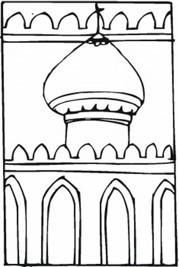 Ramadan Coloring Pages For Kids Coloring Pages For Kids Coloring Pages Ramadan