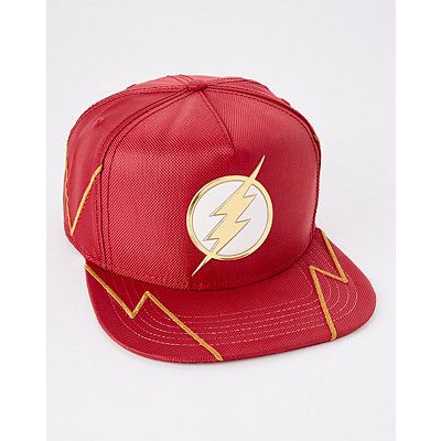 ae9a9fc5d4f Ballistic The Flash Snapback Hat - DC Comics