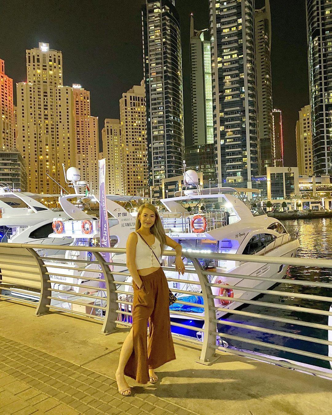 "This chapter of my life is called... ""Smiling again"". #UAE #mydubai #dubailife"