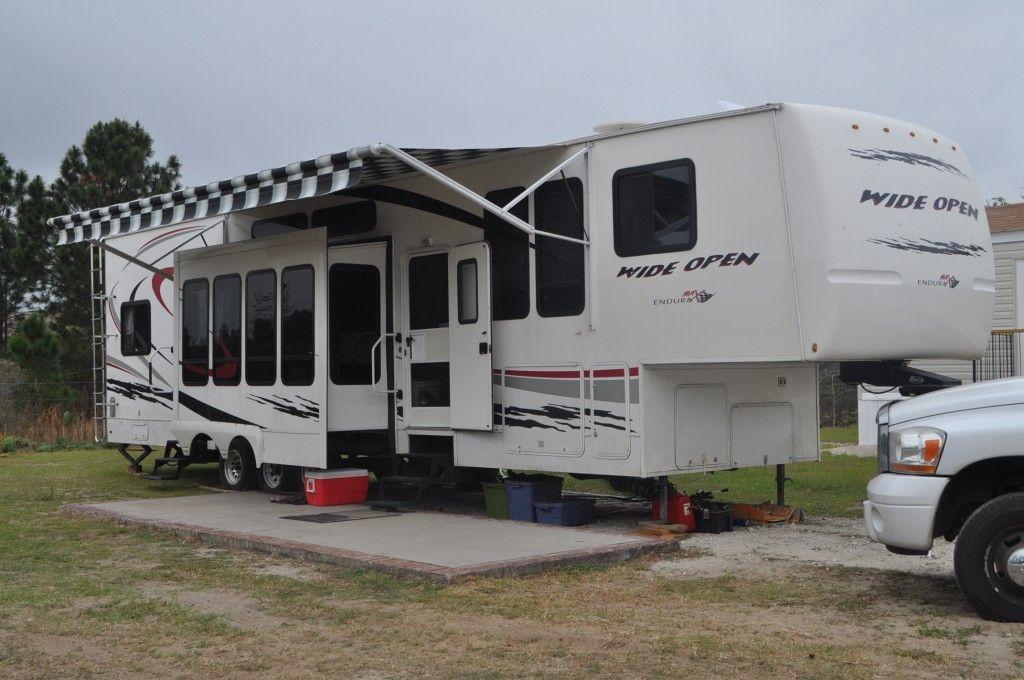 Ott 293 Rv Living Travel Trailer Floor Plans Travel Trailer Living