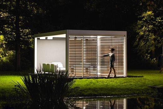 camargue terrassen berdachung mit lamellendach camargue sichtschutz in 2019 whirlpool. Black Bedroom Furniture Sets. Home Design Ideas