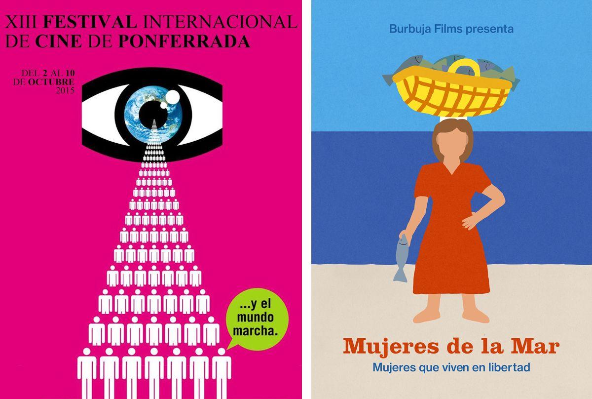 MUJERES DE LA MAR, de Marta Romano, presente en #CortosCantabria, finalista de la sección 'Con Igualdad. Cine con perspectiva de género', del III Festival de Cine de Ponferrada. Del 2 al 10 de octubre.