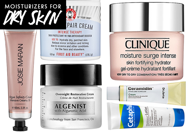 Dry Skin The Best Face Creams To Moisturize Your Face Cream For Dry Skin Face Cream Best Face Cream Dry Skin