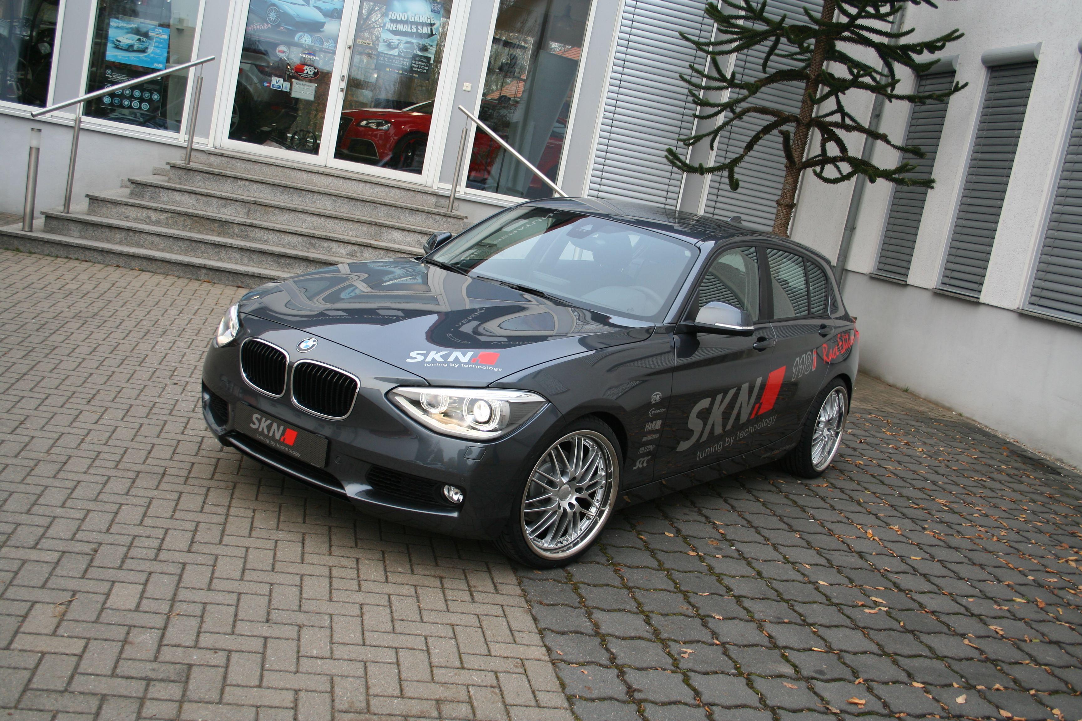 SKN BMW 118i Race Edition   Bmw
