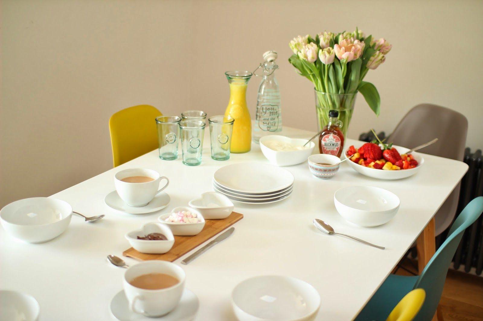 Pancake Breakfast Feast Zoella ApartmentPancake BreakfastBreakfast SetMorning