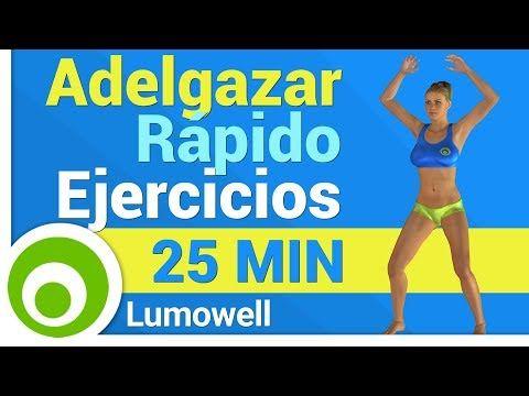 Rutinas de ejercicios para definir y adelgazar