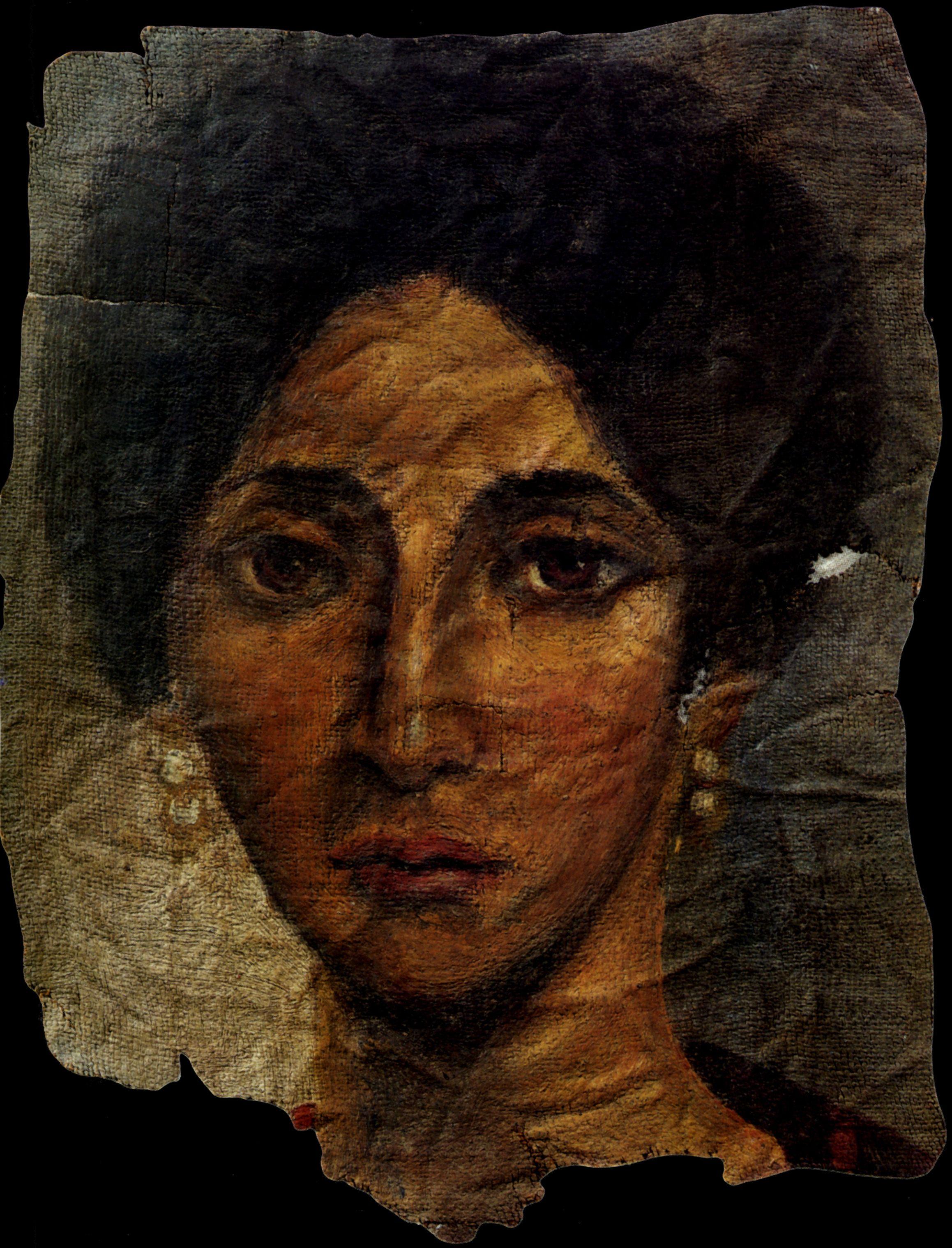 EGYPTE – Portraits du Fayoum – Arrête ton char