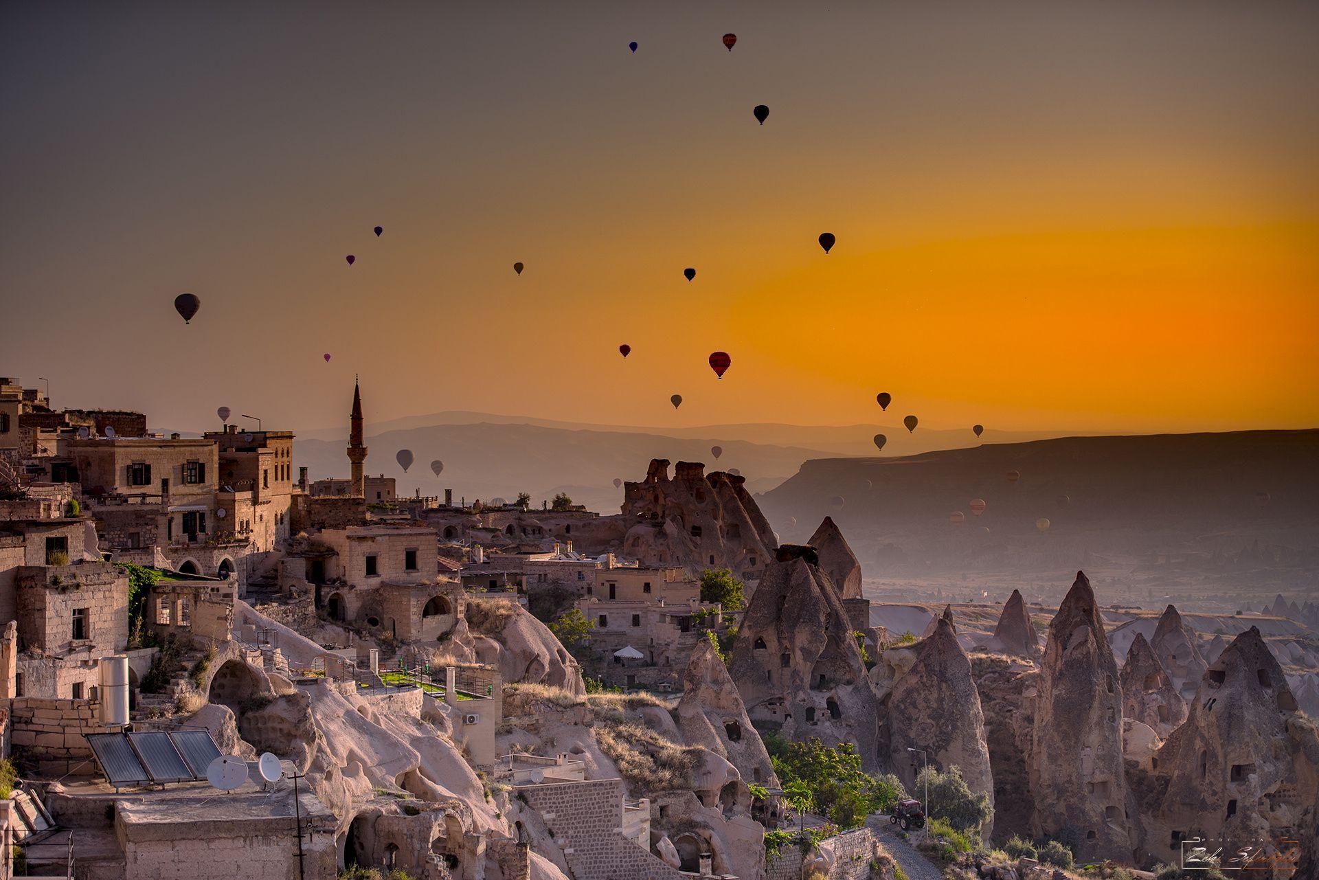 The City of God 2 - Uçhisar Turkey