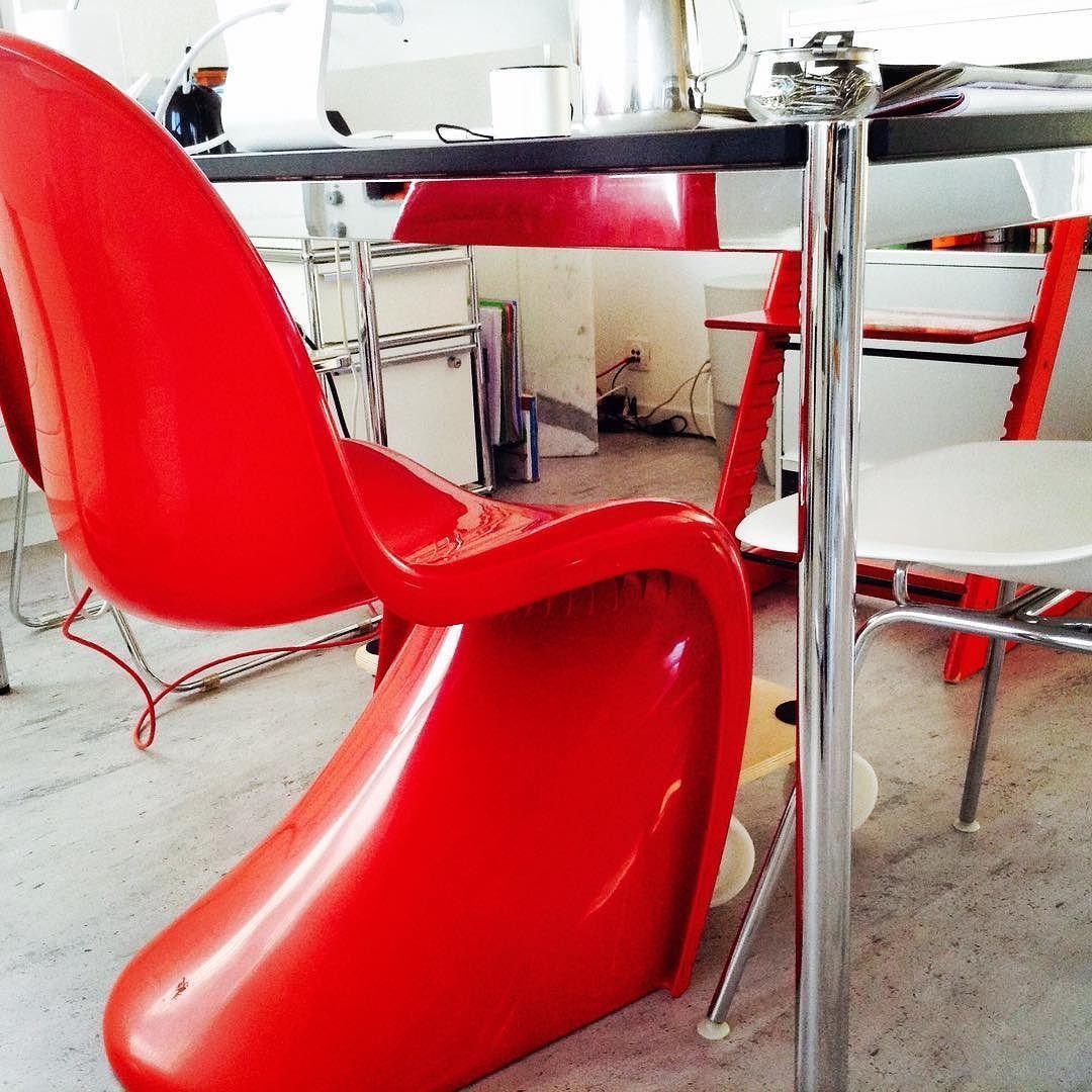 Panton stuhl original best panton chair original panton chair ideas panton with panton stuhl - Panton stuhl original ...
