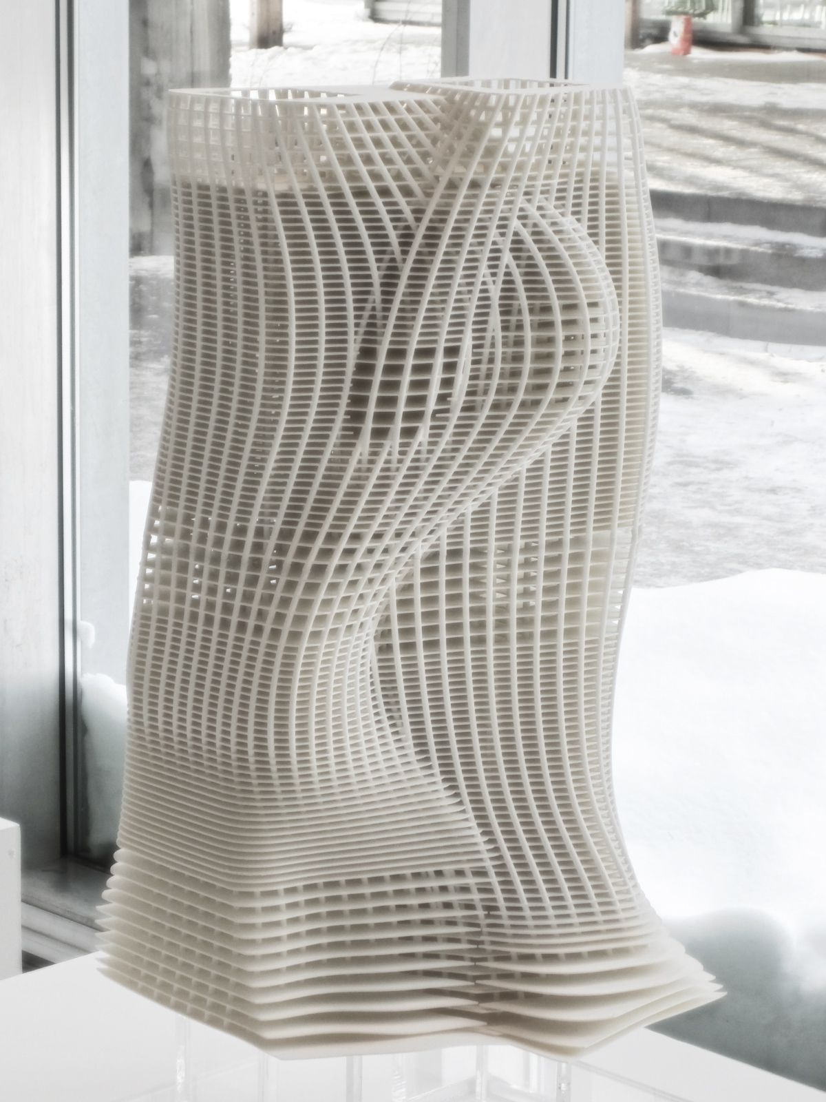 Processingmatter World Centre For Human Concerns 3d Print By Ocean Design Research Association