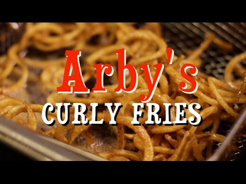 HOW TO MAKE Arby's Curly Fries SHORT  HellthyJunkFood ...
