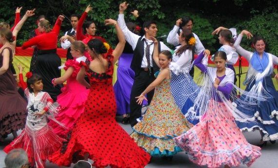 Feria!!!!  Flamenco!!!