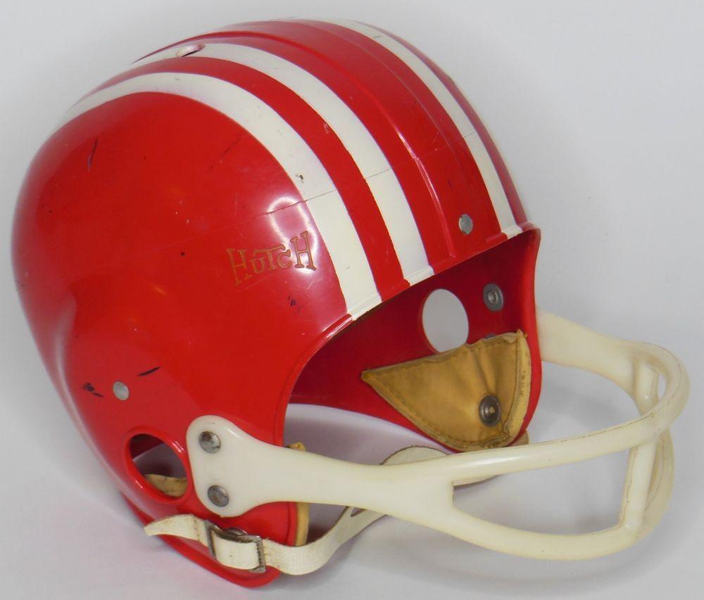 da57e8ddc Vintage 1960's/70's Hutch 637 Football Helmet Youth Medium #Hutch #Hutch