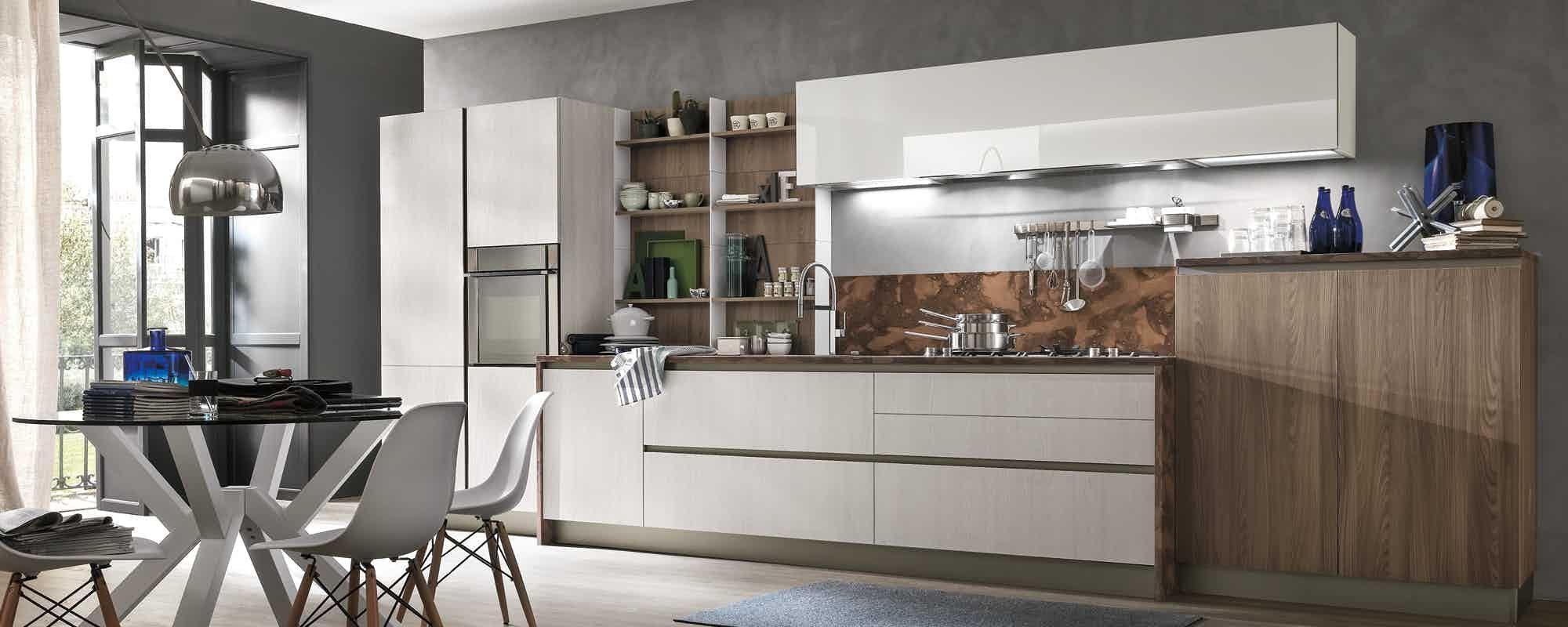 cucine moderne stosa - modello cucina infinity 04 | Kitchen ...