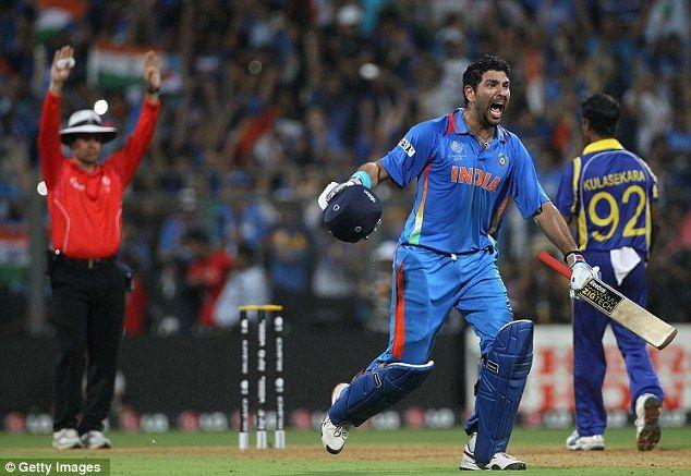 Yuvraj Singh Blast From The Past Ends In Heartbreak Cricket World Cup World Cup Final Sports