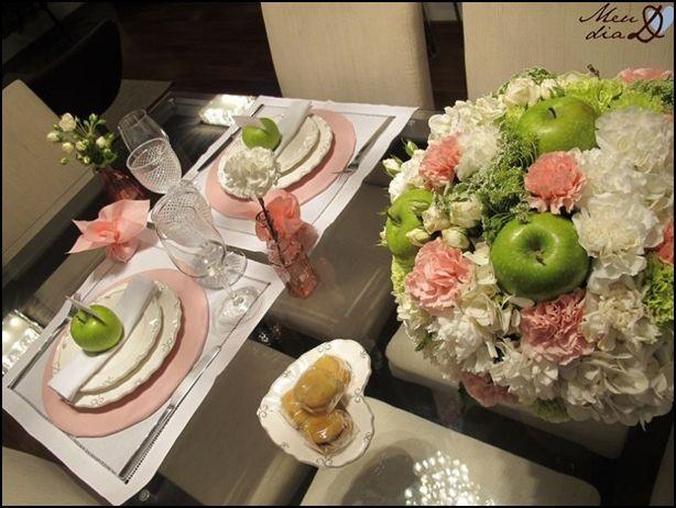 Inspiração Bodas De Flores E Frutas Comemoração De Bodas Bodas Decoração De Frutas