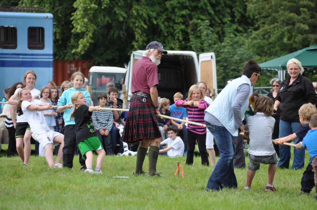 Strontian Highland Games, Highlands Scotland (With images