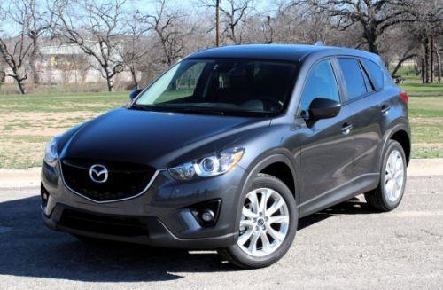 2015 Mazda Vehicles