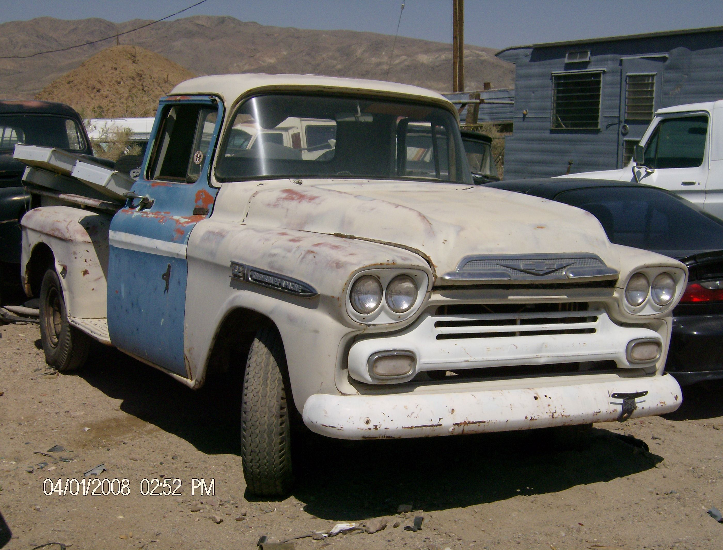 1957 chevy apache google search