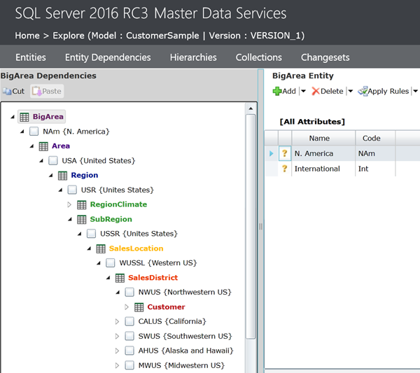 Tip of the Day - How to analyze dependencies in a MDS 2016