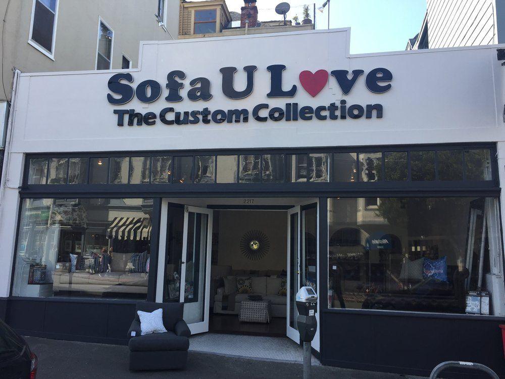 Sofa U Love   Custom Made In USA Furniture   Burbank Furniture   Costa