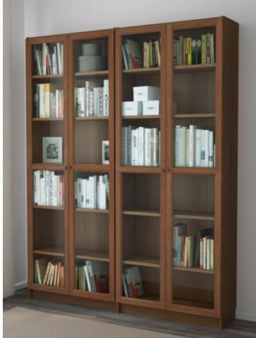 Ikea Billy Book Case 63 Quot Brown Ash Book Case
