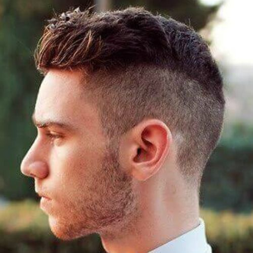 50 Dazzling Crew Cut Haircuts For Men Short Hairstyles For