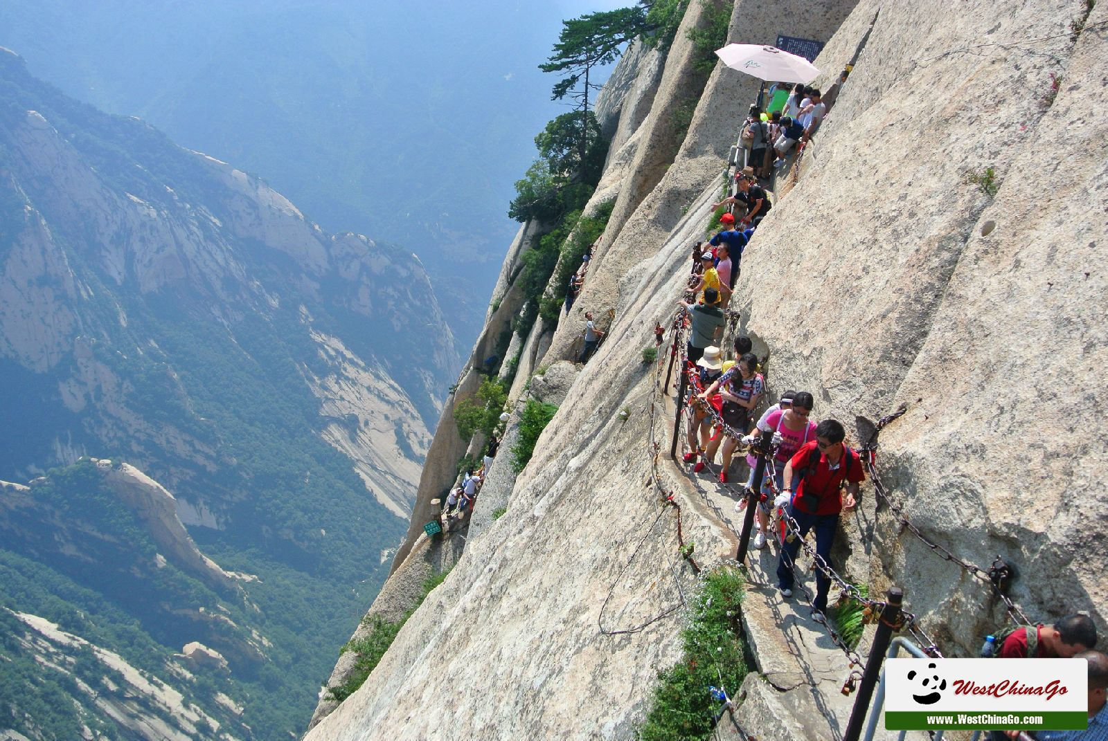 4 Days Xian and Mount Huashan Tour