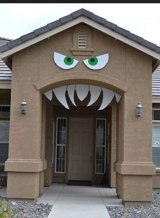 20 Funny Halloween Decoration Ideas Halloween Pinterest