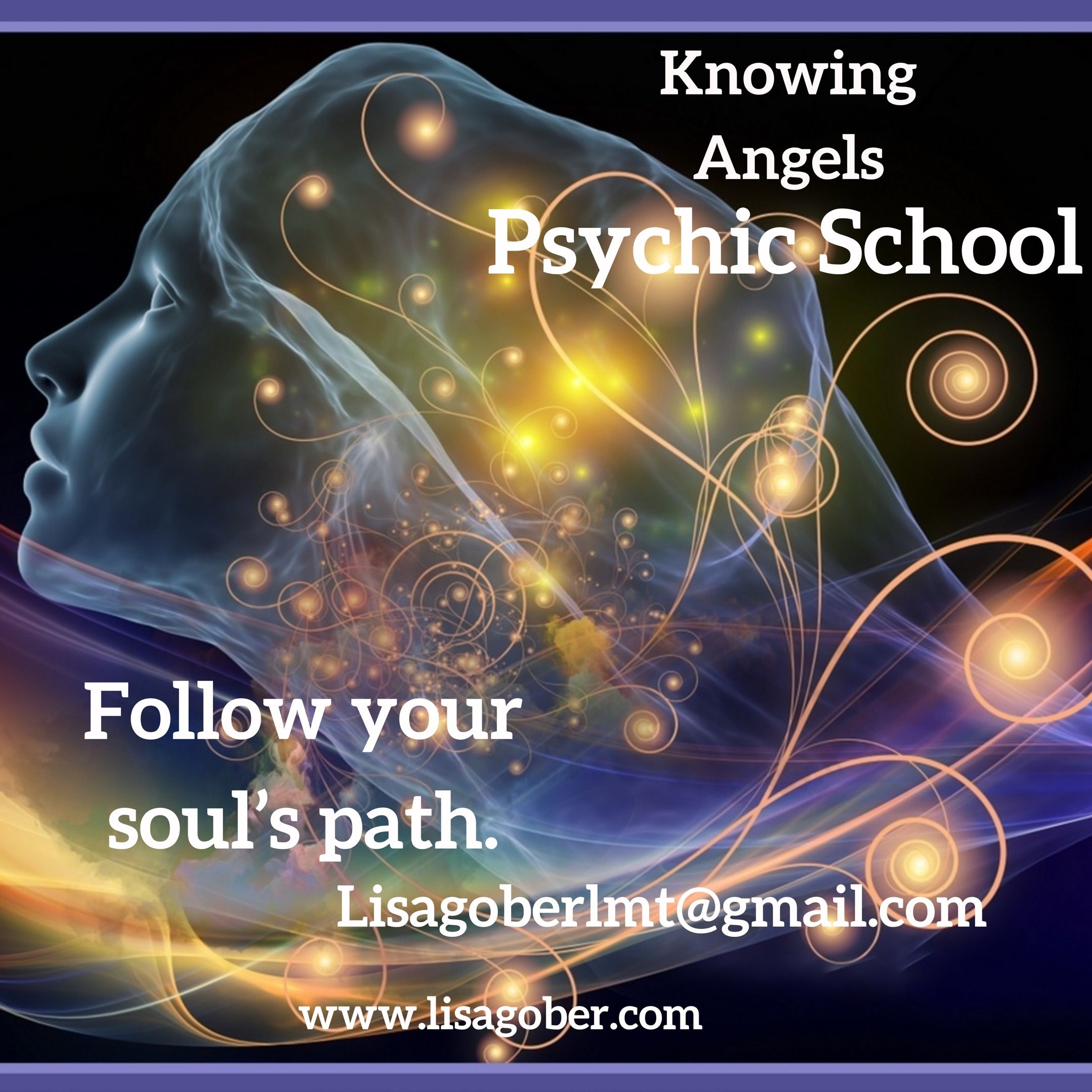 Psychic School is the place to learn all of the tools you