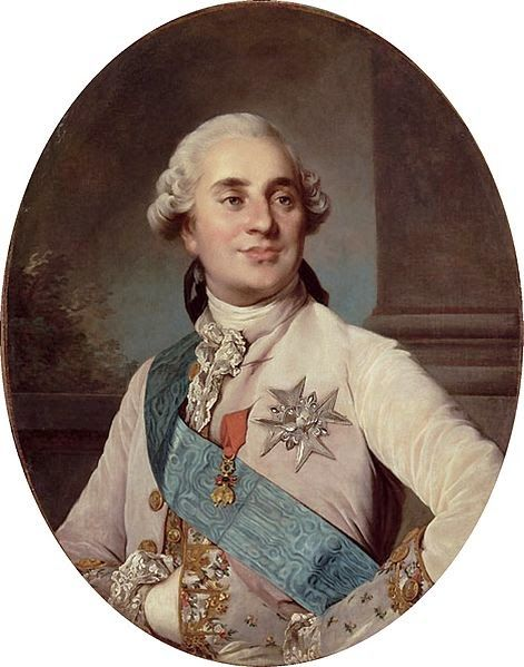 Louis Xvi By Joseph Siffrein Duplessis 1776 Marie Antoinette French Revolution French History
