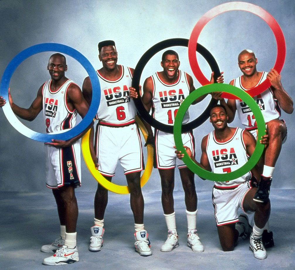 100 Best Michael Jordan Photos Usa dream team, Dream