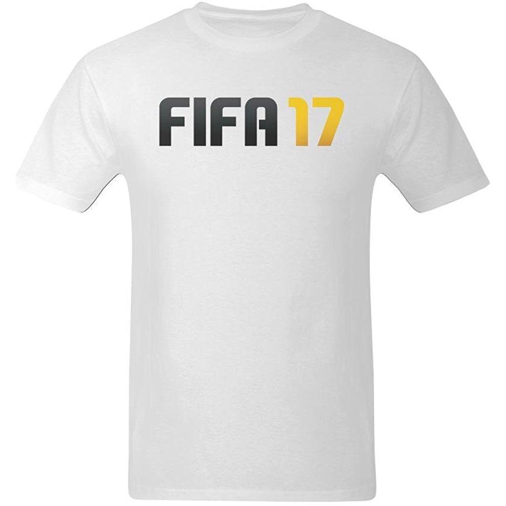 Mens Fifa 17 Compact Logo T Shirt Xs Logo Shirts Shirts Tshirt Logo